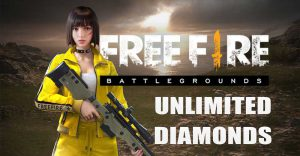 Garena Free Fire Diamonds For Free