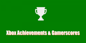 xbox achievements and gamerscore